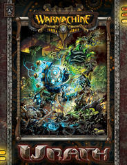 Warmachine: Wrath - Hardcover