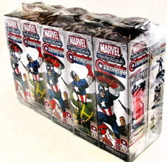 Captain America Booster Brick