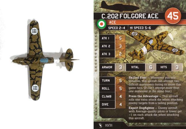 C.202 Folgore Ace