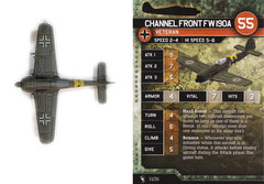 Channel Front Fw 190A