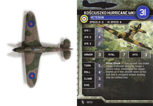 Kosciuszko Hurricane Mk I