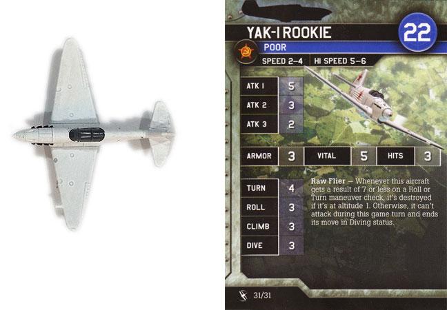 Yak-1 Rookie