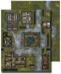Pathfinder GameMastery Flip-Mat: Village Square