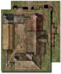 Pathfinder GameMastery Flip-Mat: Country Inn
