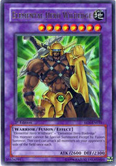 Elemental Hero Wildedge - EEN-EN035 - Ultra Rare - 1st Edition