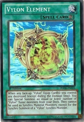 Vylon Element - HA06-EN026 - Super Rare - 1st Edition
