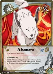 Akamaru - N-1375 - Common - 1st Edition