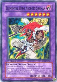 Elemental Hero Necroid Shaman - EOJ-EN036 - Common - 1st Edition