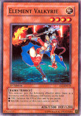 Element Valkyrie - FET-EN010 - Common - 1st Edition