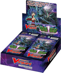 Cardfight!! Vanguard VGE-BT03 Demonic Lord Invasion Booster Box