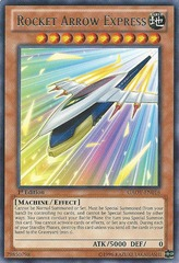 Rocket Arrow Express - GAOV-EN016 - Rare - Unlimited Edition