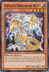 Hieratic Dragon of Nuit - GAOV-EN018 - Common - Unlimited Edition