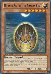 Hieratic Seal of the Dragon King - GAOV-EN082 - Common - Unlimited Edition