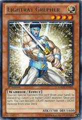 Lightray Grepher - GAOV-EN084 - Rare - Unlimited Edition