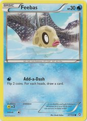 Feebas - 27/124 - Common