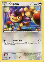 Aipom - 99/124 - Common on Channel Fireball