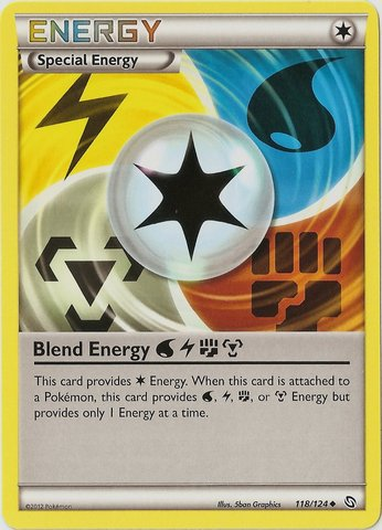 Blend Energy WLFM - 118/124 - Uncommon