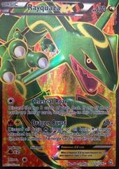Rayquaza-EX - 123/124 - Full Art Ultra Rare