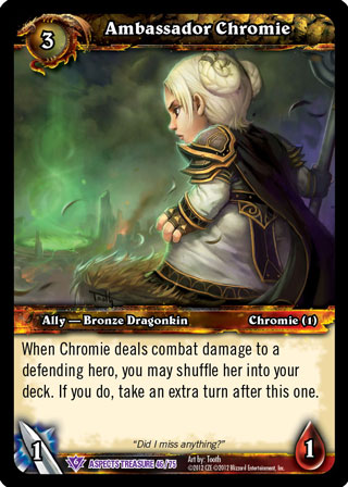 Ambassador Chromie