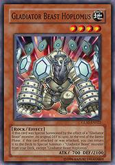 Gladiator Beast Hoplomus - GLAS-EN022 - Common - 1st Edition