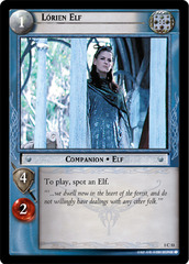 Lorien Elf - Foil