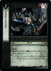 Saruman's Power - Foil