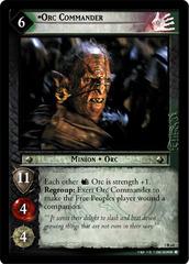 Orc Commander - Foil