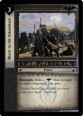 Death to the Strawheads - Foil