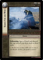 Search Far and Wide - Foil