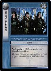 Company of Archers - Foil