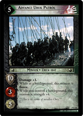 Advance Uruk Patrol - 4U136 - Foil