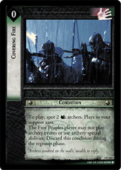 Covering Fire - Foil