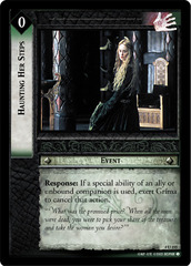 Haunting Her Steps - Foil