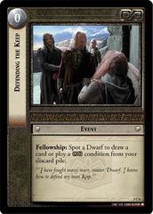 Defending the Keep - Foil