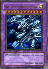 Blue-Eyes Ultimate Dragon - GLD1-EN028 - Gold Rare - Limited Edition