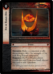Eye of Barad-Dur - Foil