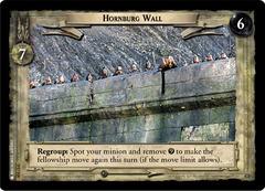 Hornburg Wall - Foil