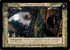 Caverns of Isengard - Foil