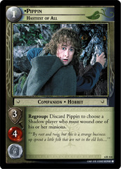 Pippin, Hastiest of All - Foil