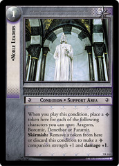 7R219 LOTR CCG 1x  Ulaire Toldea Wraith on Wings Foil Light Play The Return