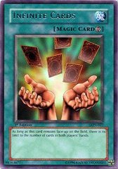 Infinite Cards - LON-027 - Rare - 1st Edition