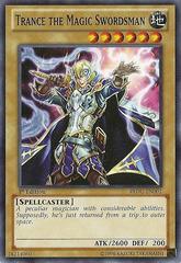 Trance the Magic Swordsman - REDU-EN001 - Common - 1st Edition
