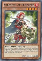 Strength of Prophecy - REDU-EN018 - Common - 1st Edition