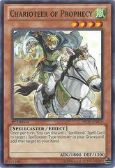 Charioteer of Prophecy - REDU-EN019 - Common - 1st Edition