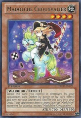 Madolche Chouxvalier - REDU-EN023 - Rare - 1st Edition on Channel Fireball