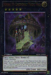 Number 33: Chronomaly Machu Mech - REDU-EN043 - Ultimate Rare - 1st Edition