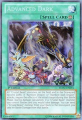 Advanced Dark - REDU-EN094 - Secret Rare