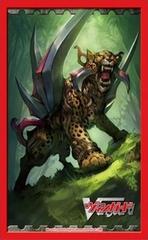 Cardfight! Vanguard Vol. 49 Hunter Leo-Pald Sleeves (53ct)