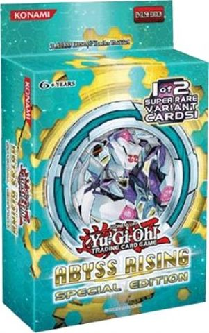 Yu-Gi-Oh Abyss Rising Special Edition Pack