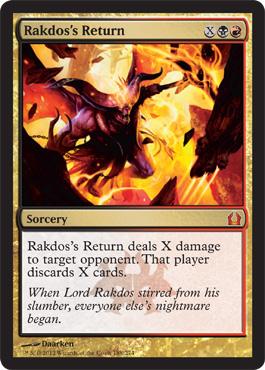 Rakdoss Return